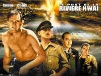 Cinéma / films : le pont de la riviere kwai n°01