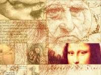 Leonardo Da Vinci - Curiosidades y dibujos - Apuntes y Monografías ...
