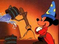 Mickey Mouse Fantasia Movie